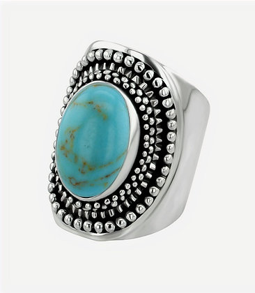 Bague Nomade Turquoise