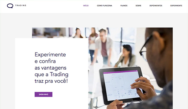 Ver todos os templates website templates – Start up