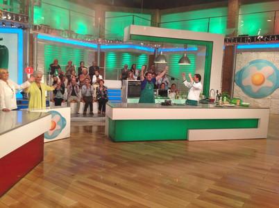 """Gioacchino Testa alla """"Prova del Cuoco"""" - 25 maggio 2015"""