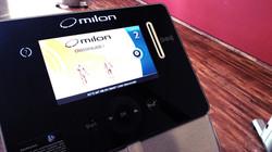"Neueste ""milon""-Technologie"