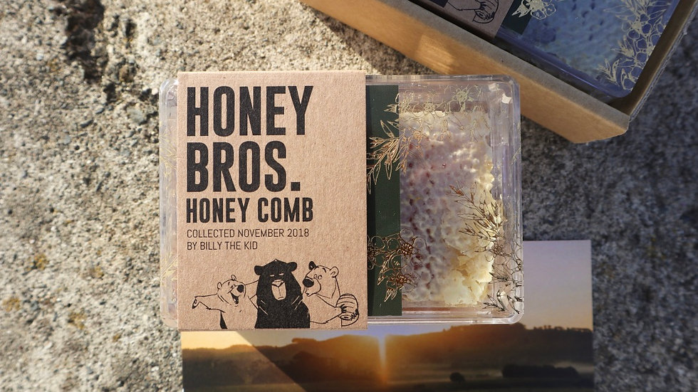 Honey Bro's Honeycomb