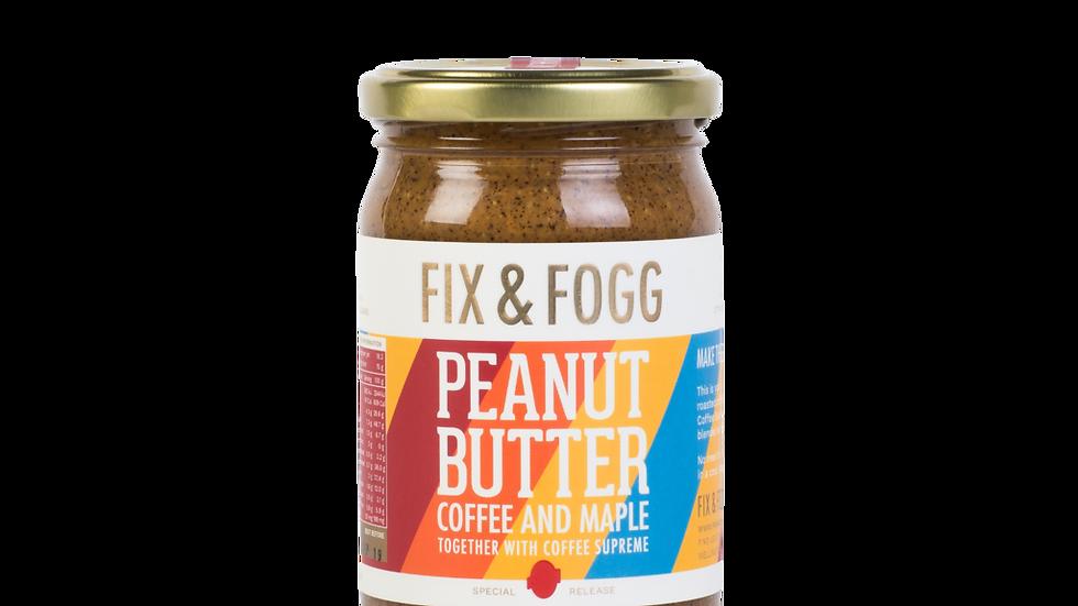 Coffee & Maple Peanut Butter
