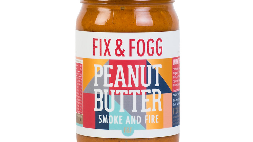 Smoke & Fire Peanut Butter