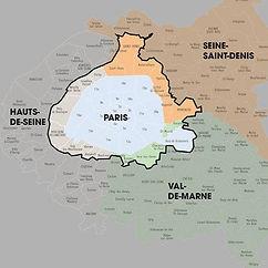 Secteur de recherche : Paris et petite couronne