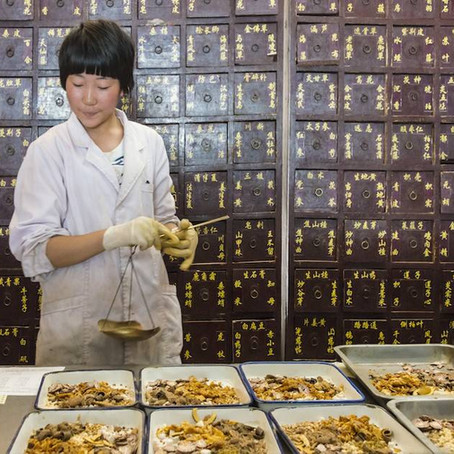 FORMACIÓN SUPERIOR, ESPECIALISTA EN FARMACOPEA CHINA
