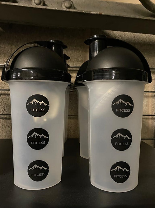 Fitcess Shaker Bottle