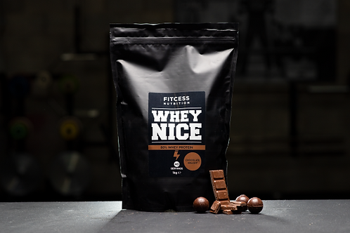 Whey Nice Protein Powder - Chocolate Delight