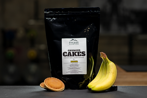 Chungus Protein  Pancakes - Banana