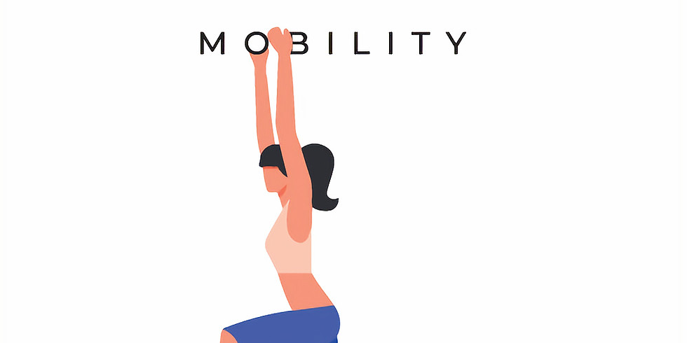 Live Mobility Workshop with Coach Tom