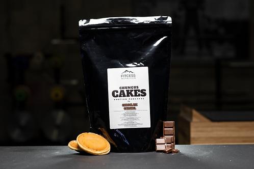 Chungus Protein  Pancakes - Chocolate Caramel
