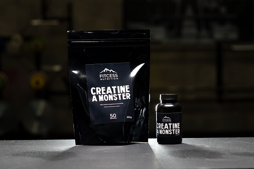 Creatine a Monster (50 servings)