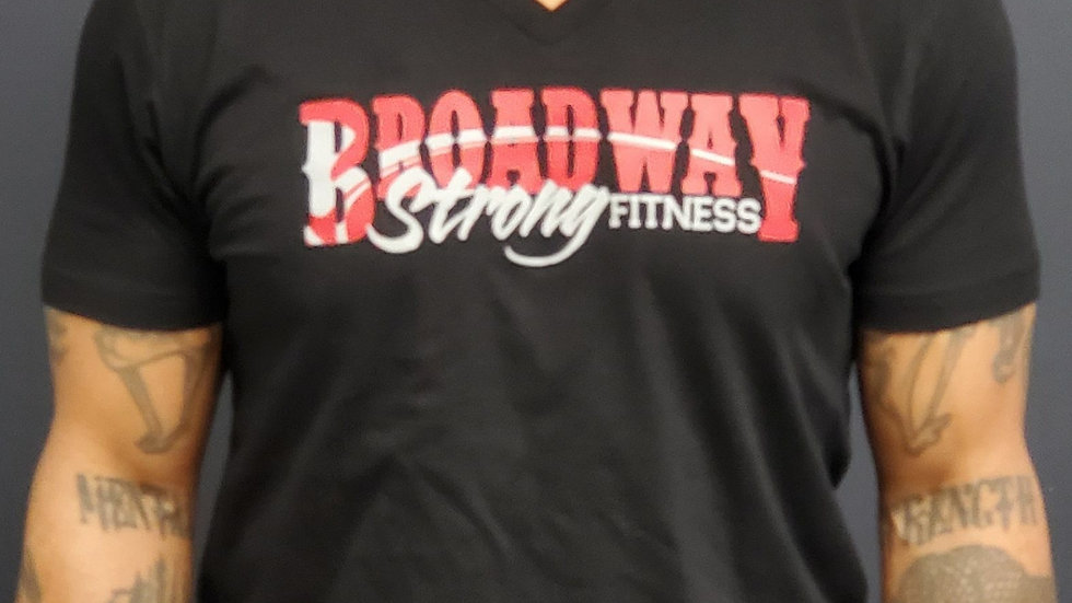 X-Large Broadway Strong V-neck