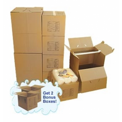 Pack and move one bedroom Kit