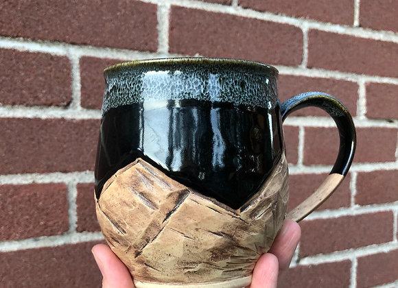 Handmade Mountain Mug - Made to Order