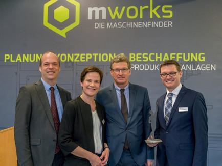 Wirtschaftsminister Dr. Bernd Buchholz zu Besuch