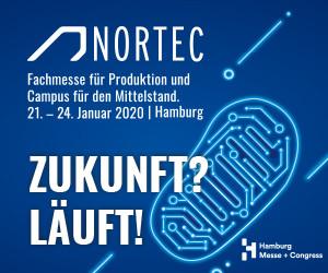 Wir sind wieder dabei: NORTEC 2020