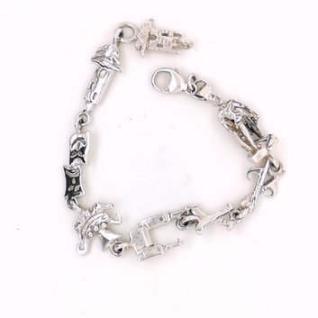 3d Histroy Of Wexford Bracelet