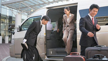 Airport Shuttle & Private Transfer from Kansai (KIX) & Itami Airports to Kyoto - Kobe