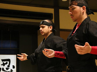Ninja Experience & Ninja Training in Kyoto with Ninja Dojo | MK Taxi Private Tours