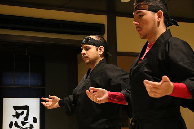Ninja Experience & Ninja Training in Kyoto with Ninja Dojo