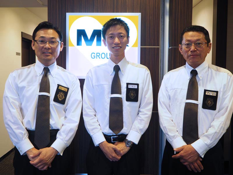3 MK Drivers from Kyoto will study aboard this summer!