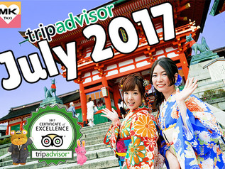 MK TripAdvisor Review Spotlight July 2017 | Kyoto, Japan