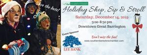 Holidays in the Berkshires, Great Barrington, Massachusetts in December