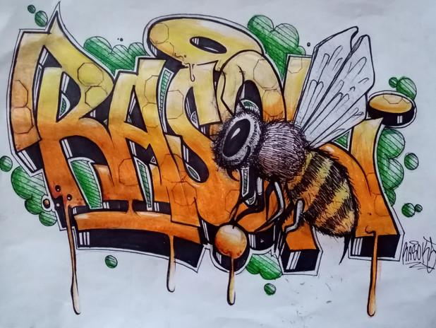 Las abejas vida