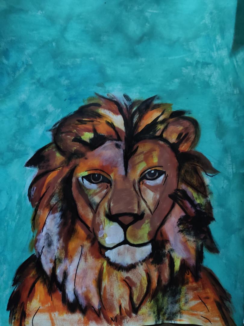 La fuerza de un León