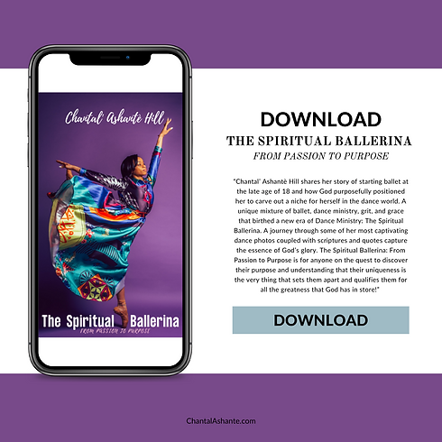 DOWNLOAD The Spiritual Ballerina From Pa