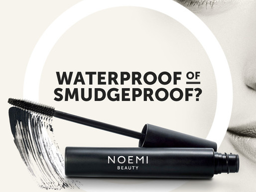 WATERPROOF OF SMUDGEPROOF?