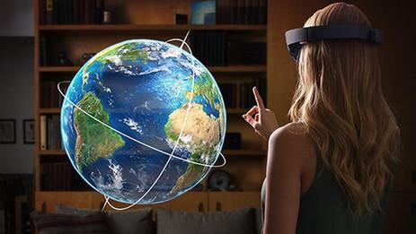 O futuro da realidade projetada