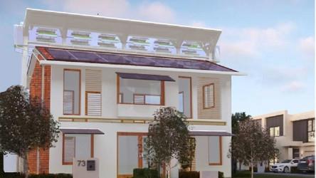 Criado telhado inteligente para autosuficiência energética de moradias