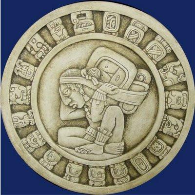 Tzol'kin, calendário Maia com ciclo de 260 dias.