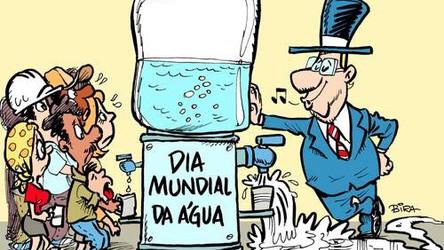 A (triste) realidade sobre a Água no Brasil e no Mundo