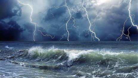 Os fenômenos naturais como recurso de purificação do planeta