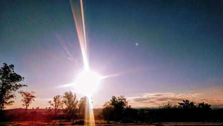 O Sol é a base da evolução. Como podemos usá-lo para evoluir?