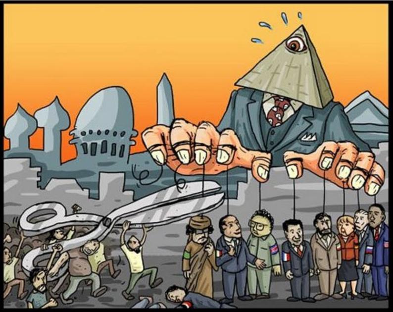 Controle do Sistema - Revolução social