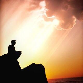 paz meditação jornalista da nova era
