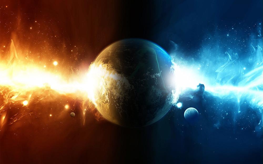 jornalista da nova era dois mundos extincao ou regeneracao