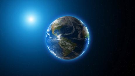 A transição do sistema para a nova Terra de Regeneração