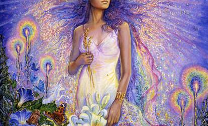 Chegou a era do sagrado feminino no mundo