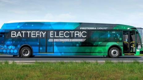 Ônibus elétricos estão incomodando a indústria do petróleo