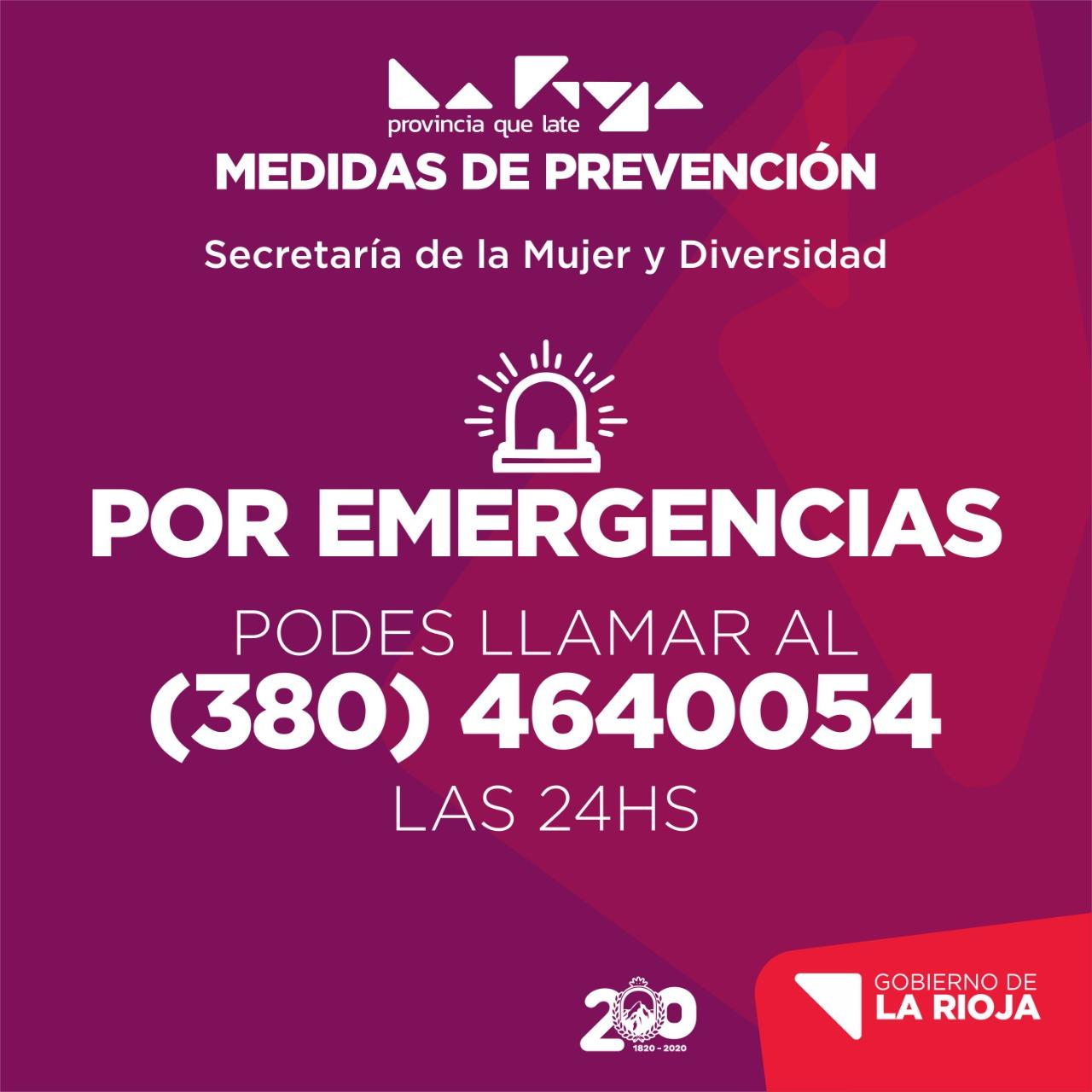A más cuarentena, más violencia de género: Aumentaron las consultas y  asistencia en La Rioja - Marea Verde