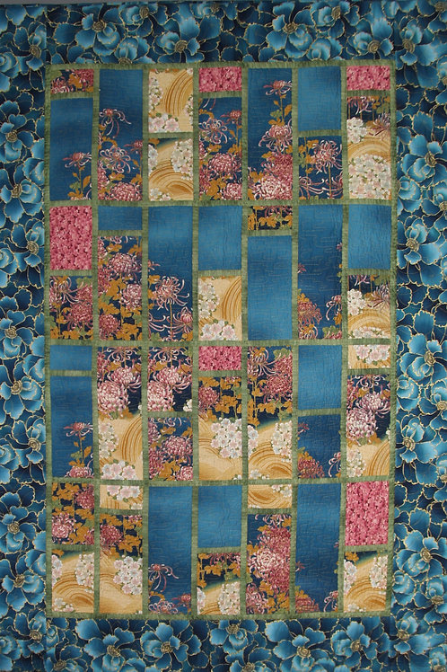Asian Grace Double Quilt