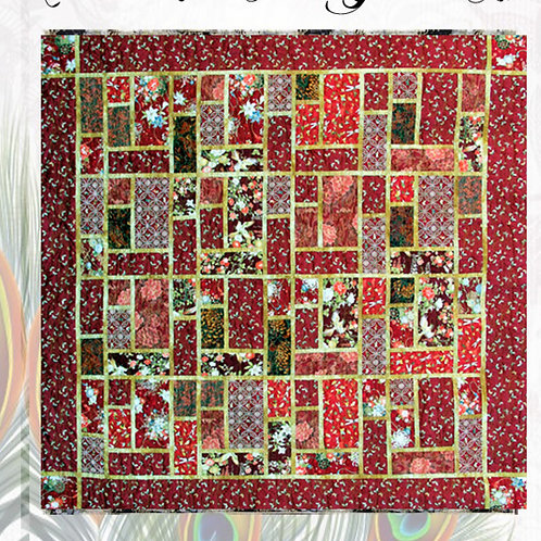 Taiwan Wedding Quilt Pattern