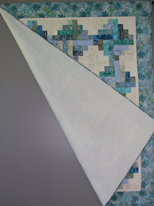 Longarm Quilting 2.5 cents per square inch