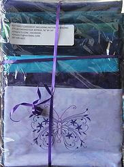 Butterfly Garden Quilt Kit