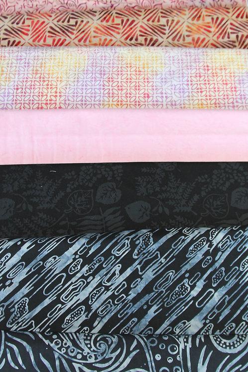 Batik Fabrics #16
