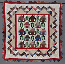 Cabins In The Pines Quilt
